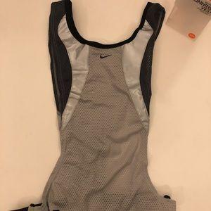 Nike Lightweight Reflective Running Vest Unisx S/M